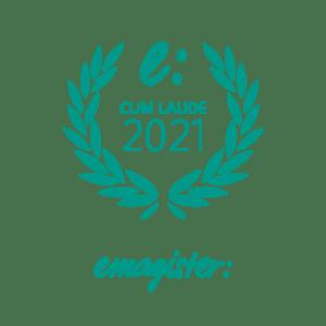 sello cum laude 2021 emagister