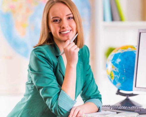 Estudiar Curso de Inglés en Gestión Comercial y Turística