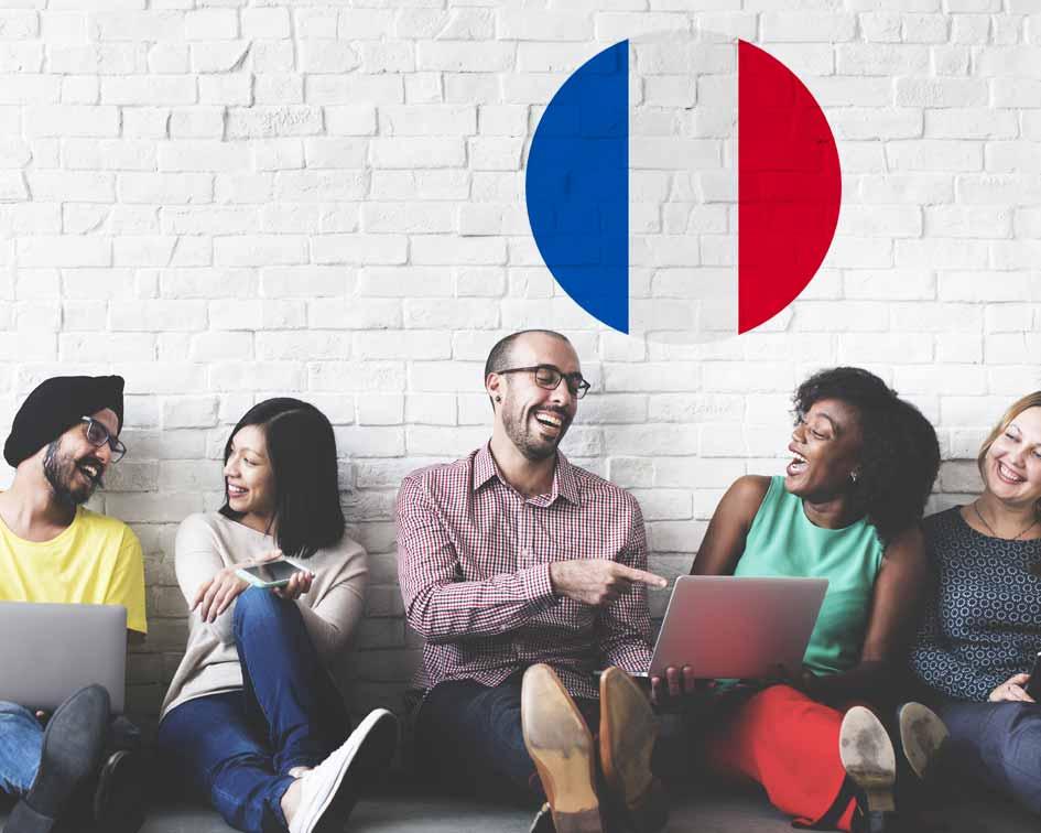 Estudiar curso de Francés