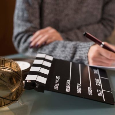 máster en guionista de cine