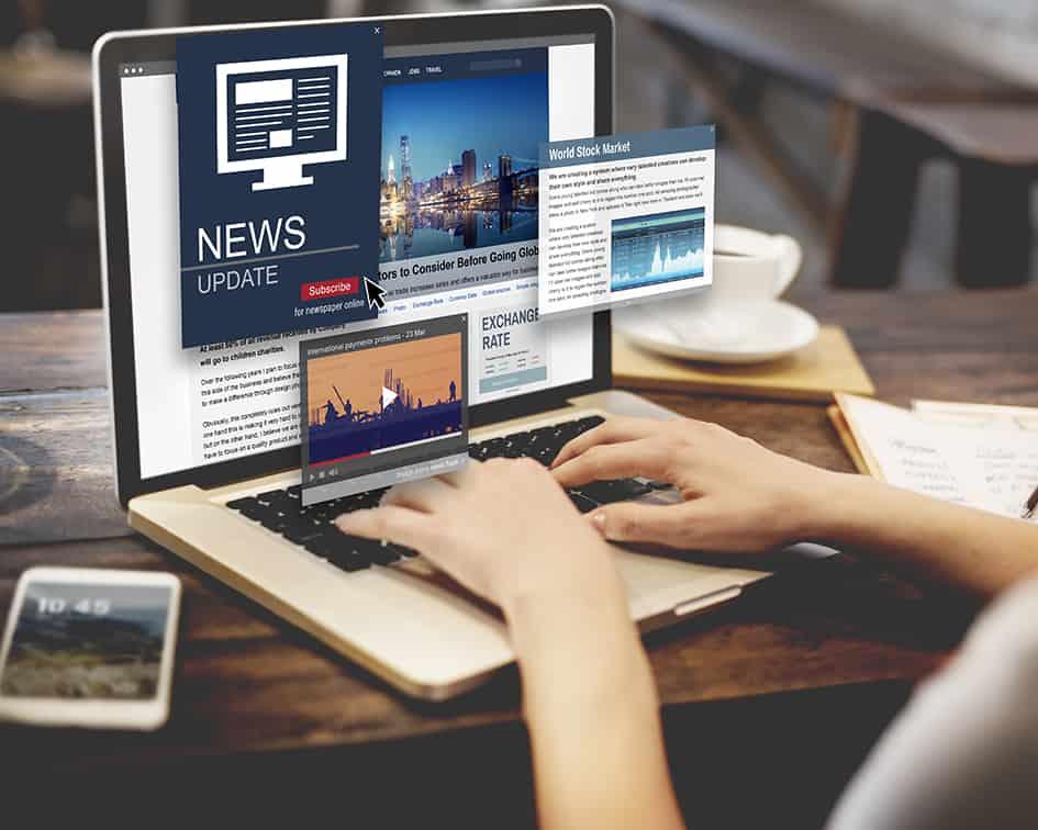Máster en Periodismo Digital + Técnico Experto en Medios de Comunicación -  IE Periodismo y Comunicación