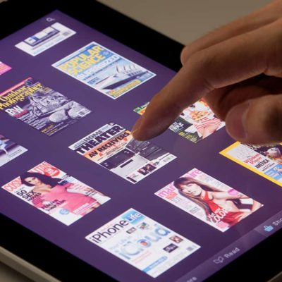 postgrado experto en creación de ebooks y revistas digitales