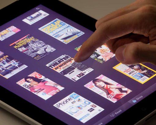 postgrado experto en creación de ebooks y revistas digitales