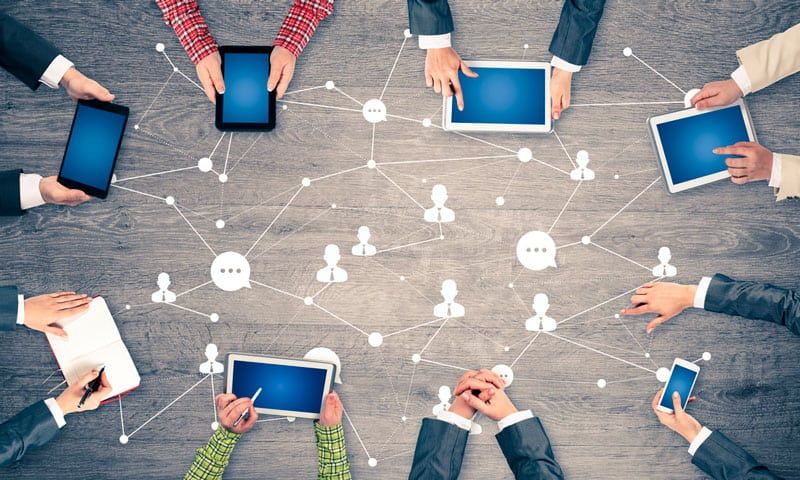 Internet: el nuevo centro comercial